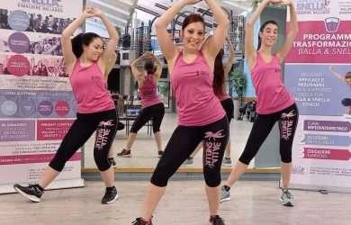 ballaesnella allenamento